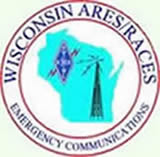 WI ARES/RACES logo