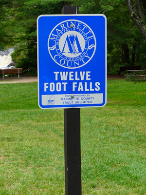 Twelve Foot Falls Park Campground