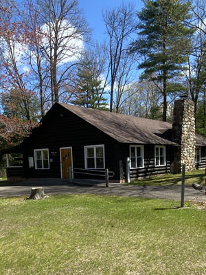 Lake Noquebay Park Lodge